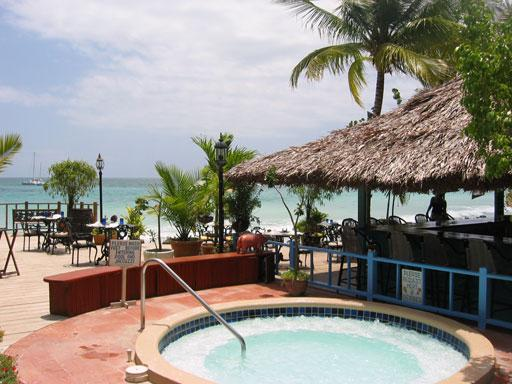 PARADISE PSP - 119425 - FANTASTIC VALUE | AUTHENTIC | BOUTIQUE | TWO BEDROOM SUITE WITH BEACH & POOL - Image 1 - Negril - rentals