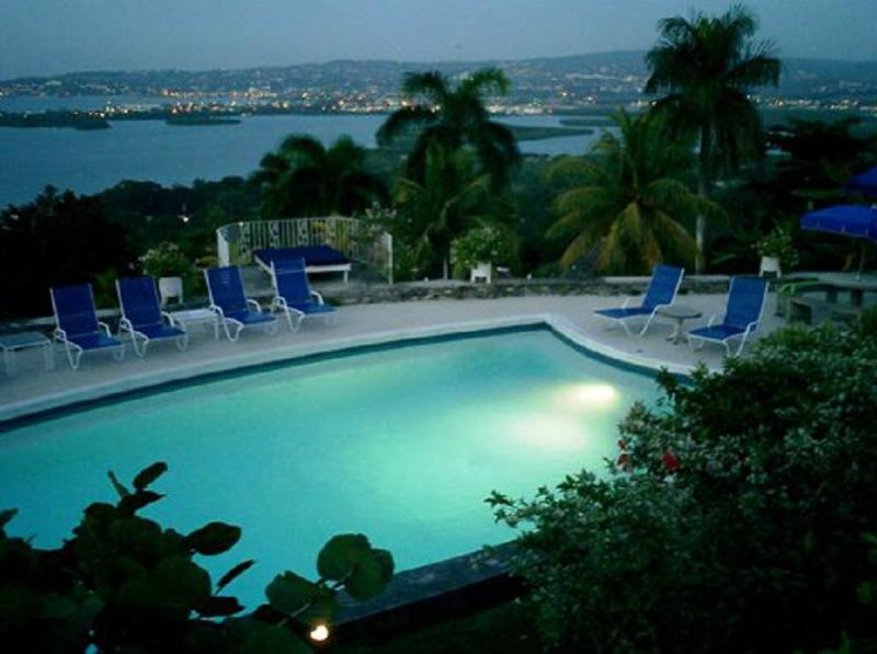 PARADISE PDU - 43457 - GREAT VIEWS | 5 BED VILLA WITH GYM | TENNIS COURT | POOL - MONTEGO BAY - Image 1 - Montego Bay - rentals