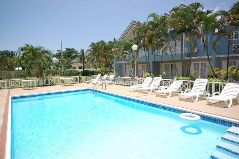 PARADISE PSL - 43711 - 1 BED VILLA LUSH GARDEN SETTING - OCHO RIOS - Image 1 - Ocho Rios - rentals