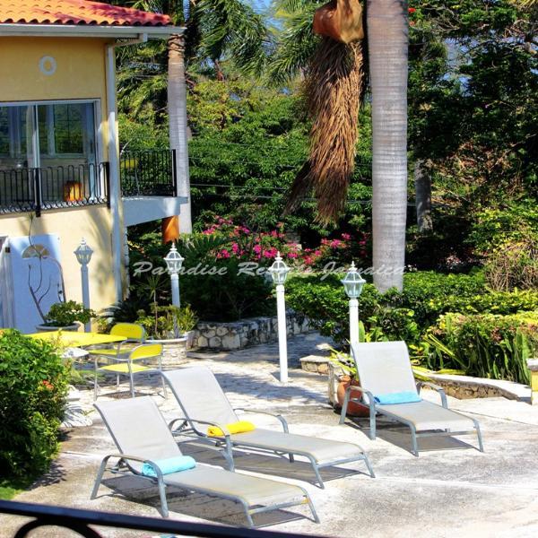 PARADISE PIN - 43739 - BEAUTIFUL 8 BED | SEAVIEW VILLA WITH POOL - MONTEGO BAY - Image 1 - Montego Bay - rentals
