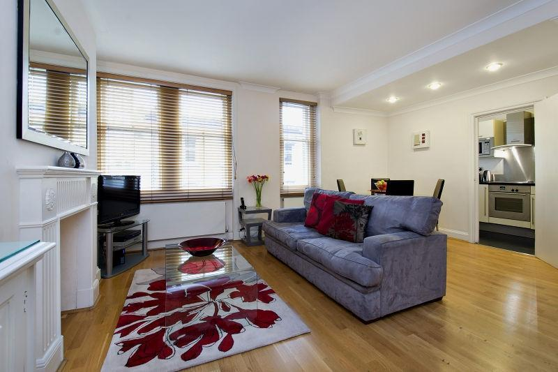 2 bedroom - spacious reception room - London Vacation Rental at Globe Apartments on Chil - London - rentals
