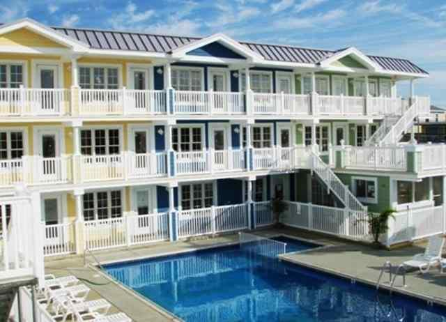Beautiful 1 BR condo in heart of Wildwood Crest! - Family Friendly 1BR with POOL! - Wildwood Crest - rentals