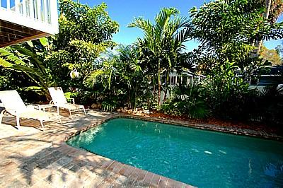 Completely Remodeled Duplex w/ Brand New Pool - 6407 Gulf Dr, Upstairs - Holmes Beach - rentals