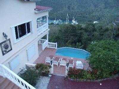 - Villa Isis - Marigot Bay - rentals