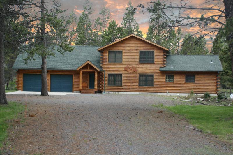 Snow Goose Cabin - Image 1 - Bend - rentals