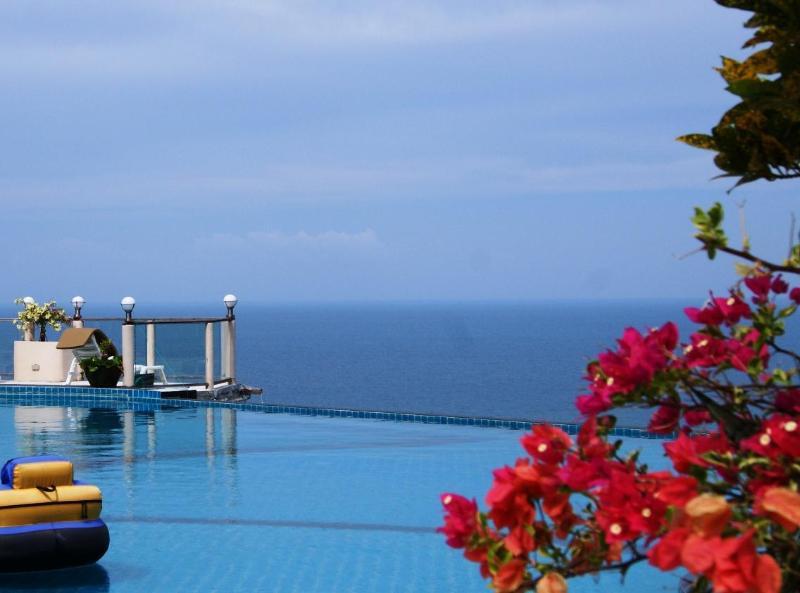 Infinity edge pool - THONG NAI PAN ESTATE B. LUXURY OCEAN VIEW VILLAS - Koh Phangan - rentals