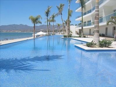 New Beachfront Condo in Bucerias - Image 1 - Bucerias - rentals