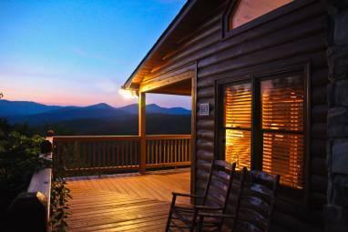 Majestic Bliss Aug. & Sept. 15% Off - Image 1 - Blue Ridge - rentals