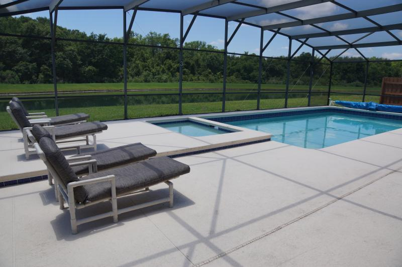 Luxury 3BR Game Room-SF Pool-LakeView-WiFi - 5STR - Image 1 - Orlando - rentals