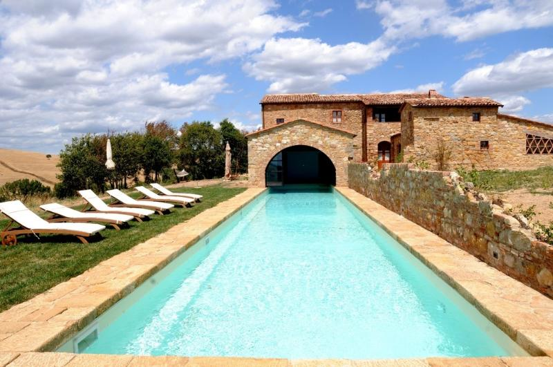 Villa Chiara holiday vacation villa rental italy, tuscany, pienza, holiday vacation villa to rent italy, tuscany, pienza, holiday vac - Image 1 - Pienza - rentals