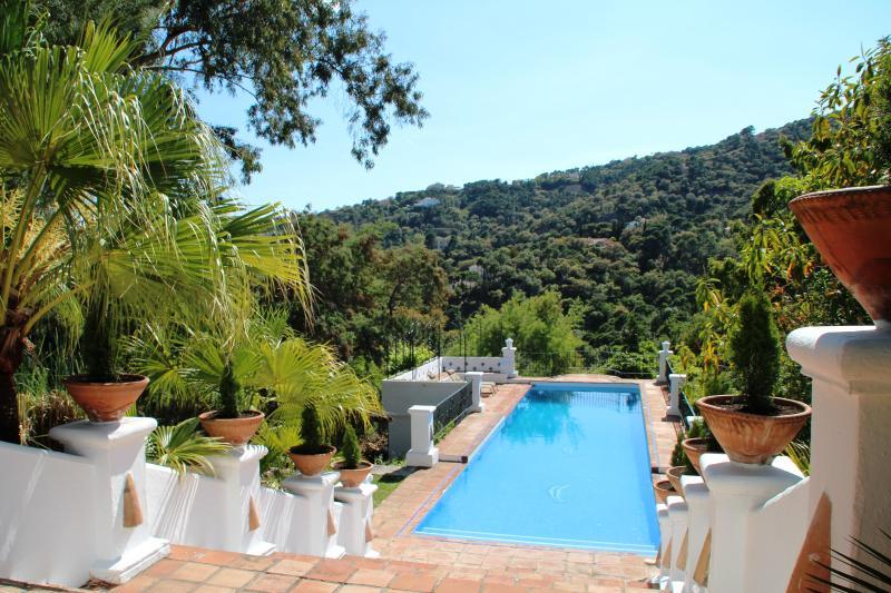 Pool - Luxury 6 bedroom Villa in exclusive  area - Marbella - rentals