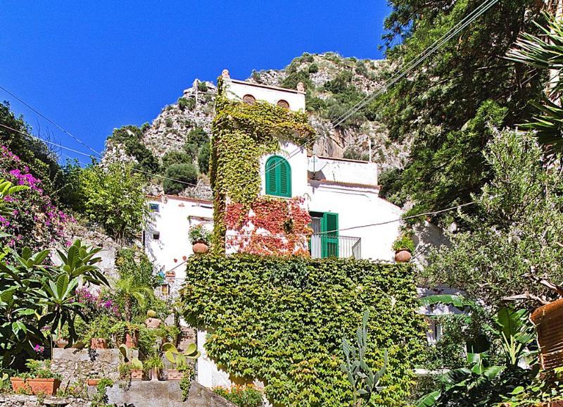 Villa La Praia - Image 1 - Praiano - rentals