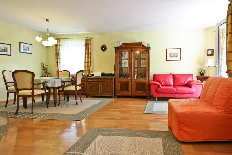 Living and Dining Room - Exclusive House with Garden near the City Center - Salzburg - rentals