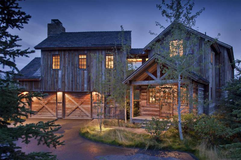 Handsome Shooting Star Cabin - Shooting Star Cabin Number 6 - Teton Village - rentals