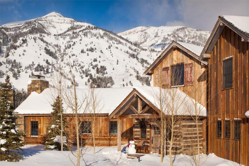 Handsome Shooting Star Cabin - Shooting Star Cabin Number 9 - Teton Village - rentals