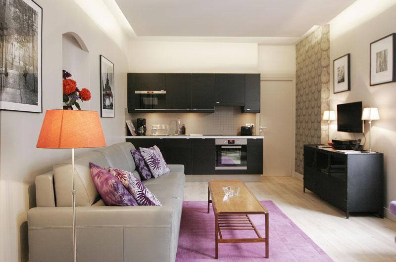 Paris Marais One Bedroom for up to 4 Guests - Image 1 - Paris - rentals