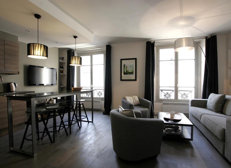Saint-Germain des Pres One Bedroom - Image 1 - Paris - rentals