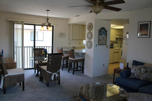 Gulf Side #215 - Image 1 - Englewood - rentals