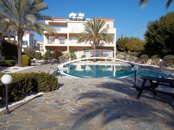 One bed apartment, Universal area, Paphos - Image 1 - Paphos - rentals