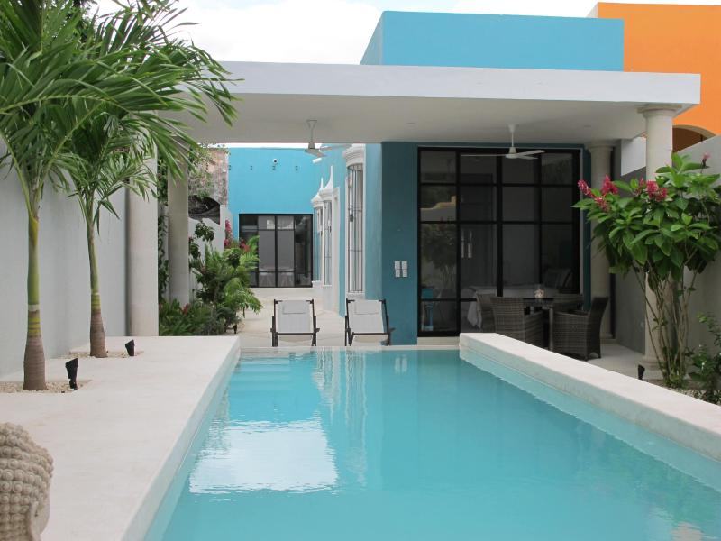 Modern Colonial in the Heart of Centro - Image 1 - Merida - rentals