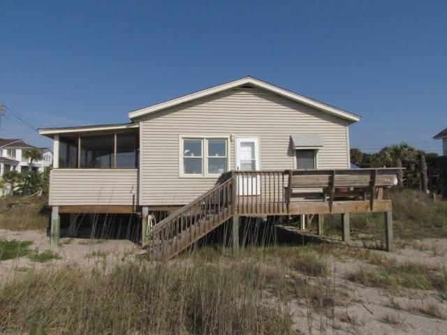 "520 Palmetto Blvd - ""Heather Bungleweed"" - Image 1 - Edisto Beach - rentals"