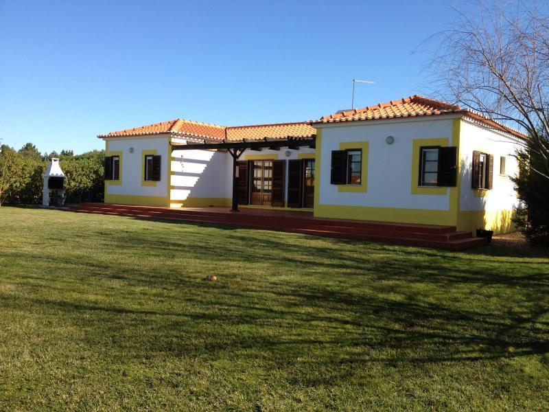 Garden - 3 room house resort near Zambujeira do Mar Odemira - Odemira - rentals