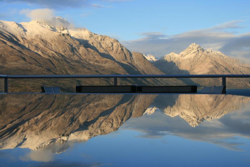 Panorama - Alpen View Luxury Villa with stunning lake views - Queenstown - rentals