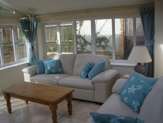 Open plan living area - BanksiaCottage - 3 b/r cottage Montacute Somerset - Montacute - rentals