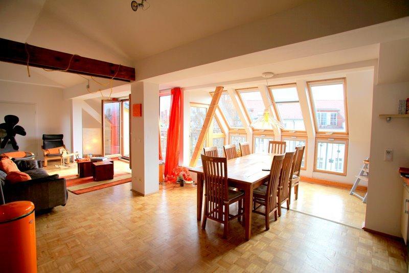 Skyloft Himmel Apartment in Berlin - Image 1 - Berlin - rentals