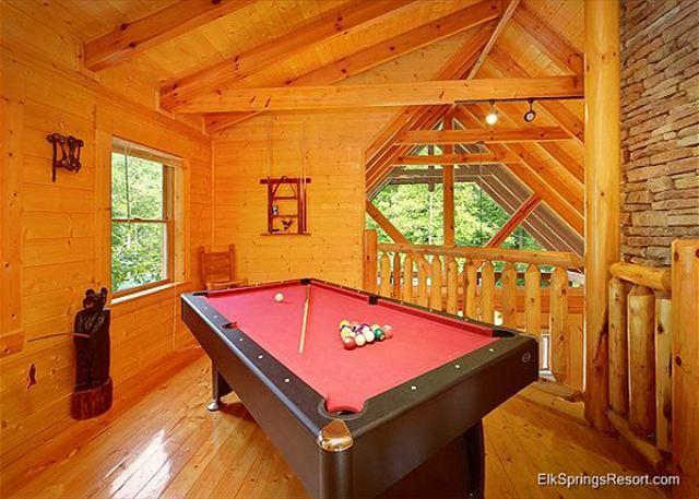New 2 Bedroom Luxury Cabin in Gatlinburg - Image 1 - Gatlinburg - rentals