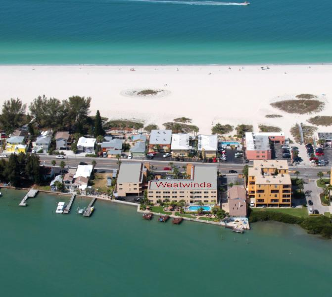 Westwinds Waterfront Resort - Where the Beach Meets the Bay - Westwinds - Bayside 1 Bed1 Bath Condos w/ 3 Docks - Treasure Island - rentals