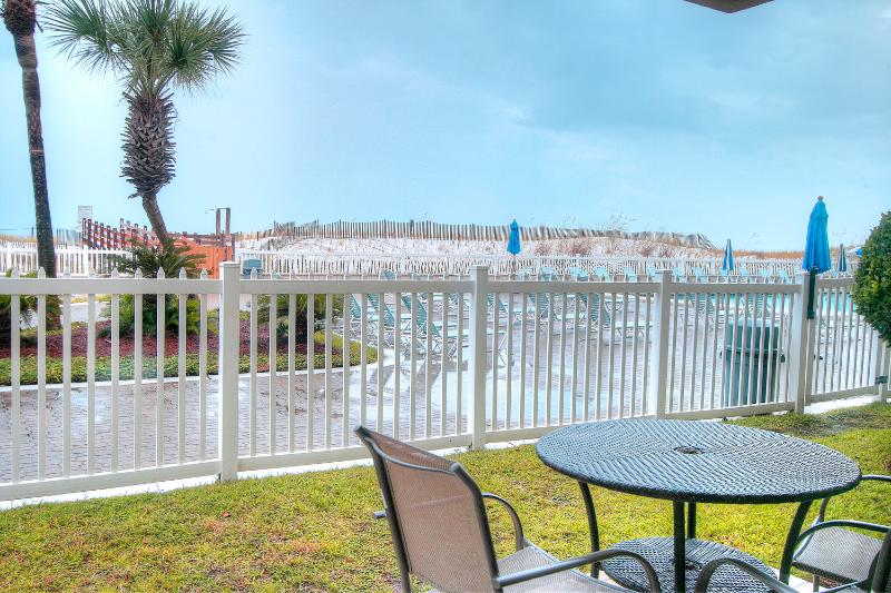 Sea Oats 106-AVAIL 8/15-8/22*Buy3Get1Free 8/1-10/31*3 BR/2BA*Ground FL*BeachFront-Okaloosa Island! - Image 1 - Fort Walton Beach - rentals