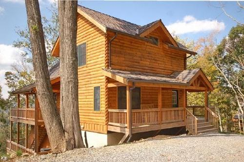 Mountain Time ~ Exterior - Mountain Time - Asheville - rentals