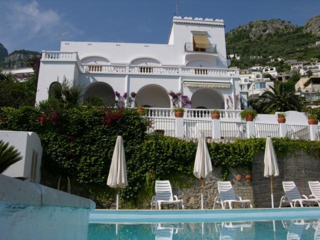 Villa Li Galli – Praiano – Amalfi coast - Image 1 - Praiano - rentals