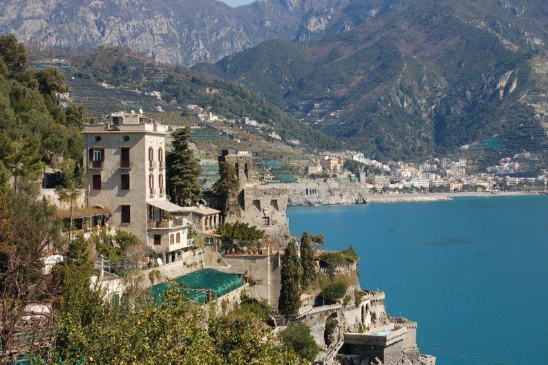 Villa Romantica dei Mori – Ravello – Amalfi coast - Image 1 - Ravello - rentals