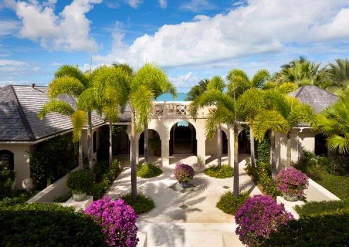 Luxury 8 bedroom Jumby Bay Resort villa. Exclusive Caribbean Resort - Image 1 - Antigua - rentals