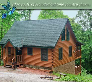 Hummingbird Hill Cabin 3 - Image 1 - Sugar Grove - rentals
