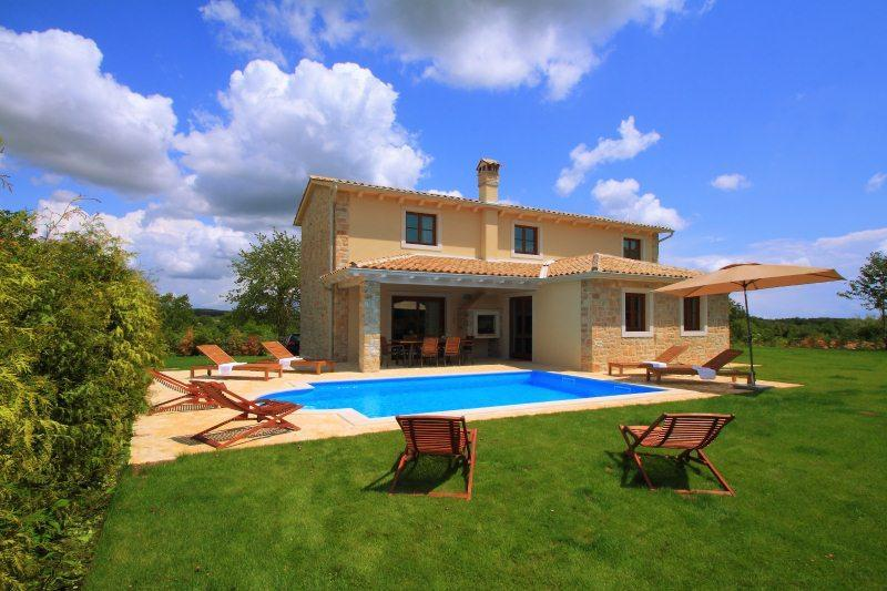 Villa Terca, holiday house with pool and sauna - Image 1 - Barban - rentals