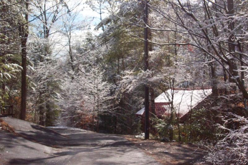 Snowy Manna - Location, location..romantic 'Manna'..Park.. river - Townsend - rentals