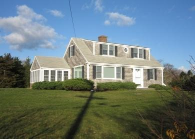 True Cape Cod architecture perched on top of the hill. - SNOORL 78618 - Orleans - rentals