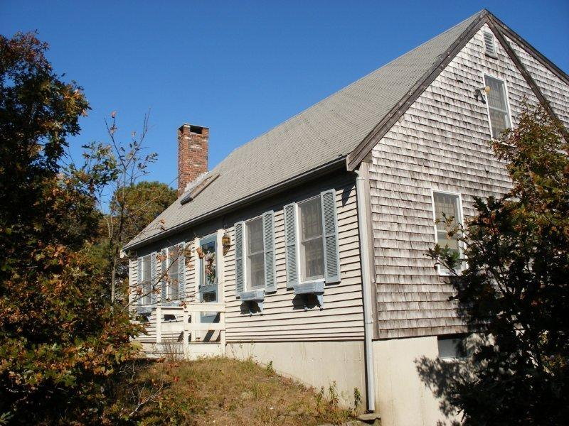 Beautiful Cape Cod Architecture perched on the top of the hill. - BAREAS 100107 - Eastham - rentals