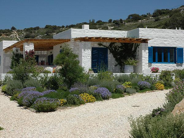 The Olive House - Luxury Villa with Panoramic Ocean Views on Paros - Paros - rentals