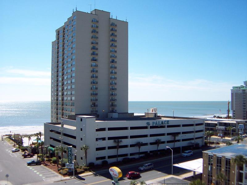 PALACE BUILDING - Great Deal for Palace Resort 1 Bedroom Condo with Sauna and Hot Tub - Myrtle Beach - rentals