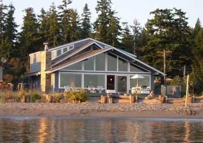 Blue Heron Beach House - Blue Heron Beach House - Whidbey Island, WA - Freeland - rentals