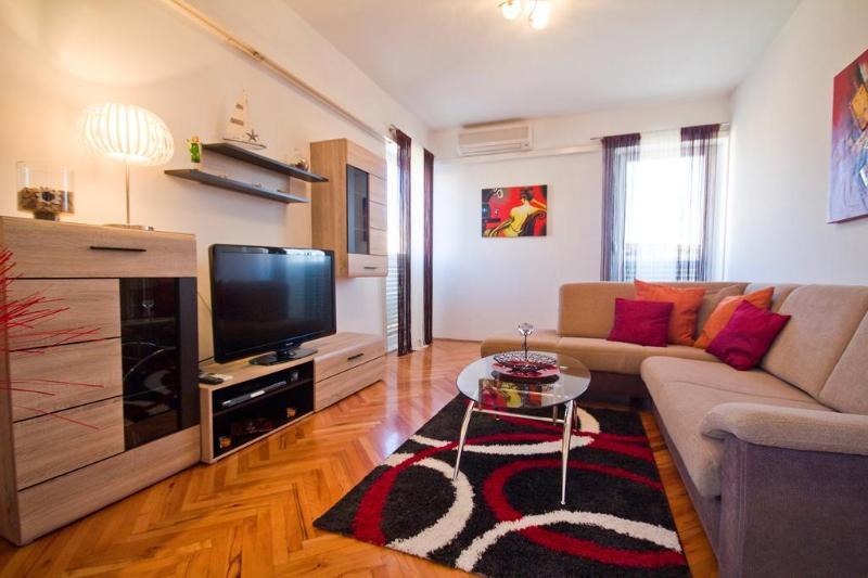 Living room - Apartment Donat (4+2)located in center of Zadar!!! - Zadar - rentals