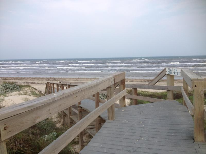 La Mirage Condominiums Unit 325 with Ocean View!!! - Image 1 - Port Aransas - rentals