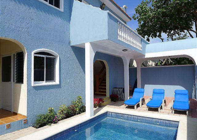 IZ pool - Newly renovated 2 bdrm, 2 bath 1 blk to beach, 4 blks to the square - Puerto Morelos - rentals
