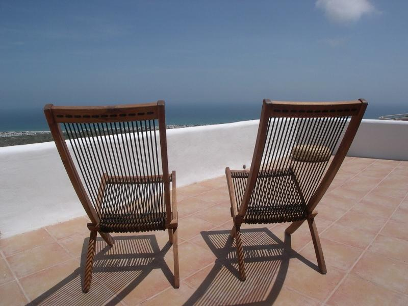 a romantic sun-drenched getaway - Detached villa in village beside scenic lookout - Mojacar - rentals