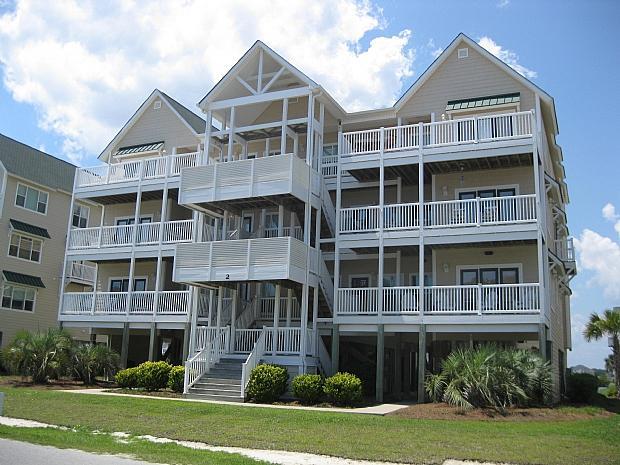 Islander Villas Jan 5F - Islander Villas Jan 2F - Twomey - Ocean Isle Beach - rentals