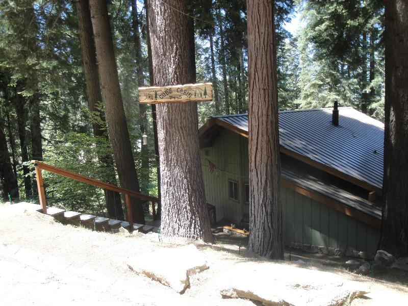 Exterior View of Cub's Cabin - Yosemite West Cabin   Sept.-April 3rd night free! - Yosemite National Park - rentals